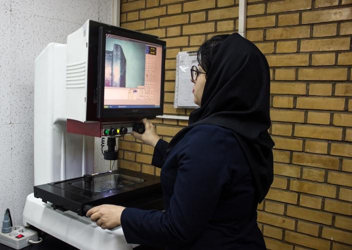 آزمایشگاه صنایع شریف تهران-آزمایشگاه همکار سازمان استاندارد